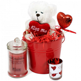 The Valentines Love Bucket image